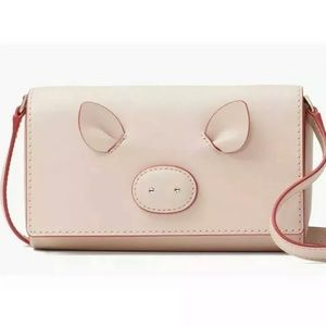 Kate Spade Addison Year Of The Pig  Crossbody bag